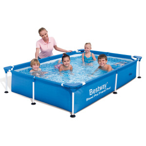 2.39M X 1.50M X 58CM 1800L SPLASH FRAME POOL